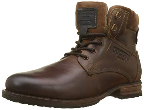 Gerli 440 By Dockers 43dy004 Ranger Brown Brown Boots tan av5Zx5Uqw