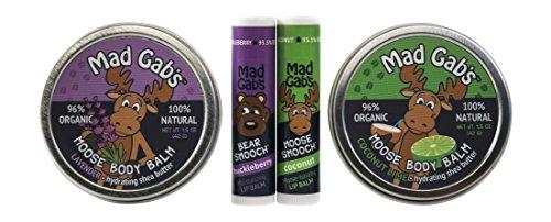 Mad Gabs Lip Balm - 5