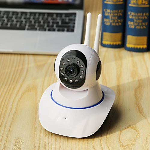 - 1080P HD Double Antennas 11 Wireless WiFi IP Camera Home Security Camera,200W