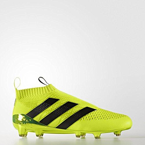 Adidas Heren Ace 16+ Purecontrole Grond Gemalen Voetbal Schoenplaten Syello