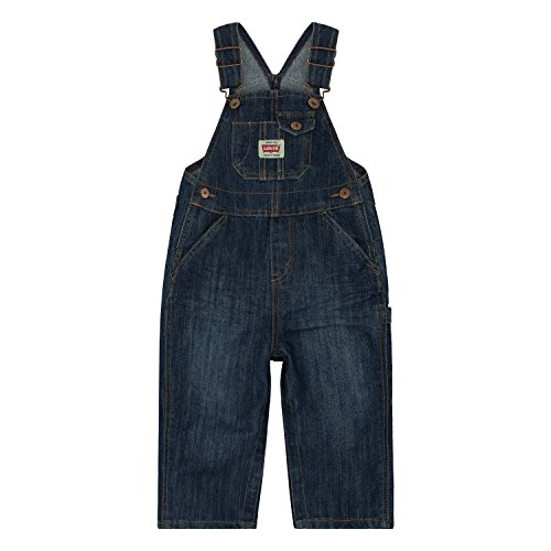 Levis Baby Boys Denim Overalls
