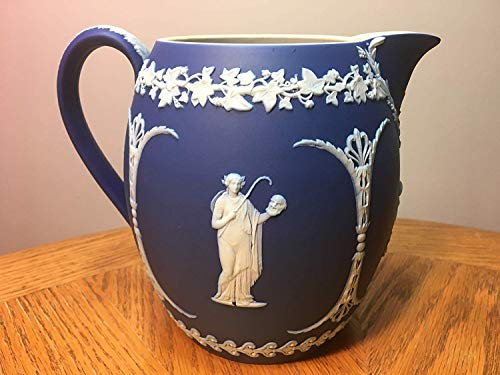 Wedgwood Jasperware Jug Pitcher (5½