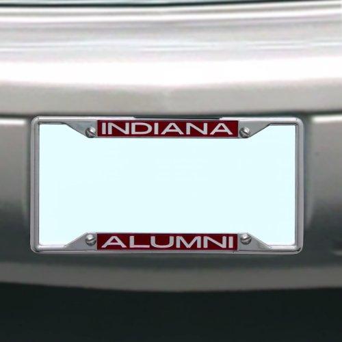 NCAA Indiana Hoosiers License Plate Frame Alumni by Stockdale