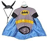 Rubies DC Comics Pet Costume, X-Large, Batman