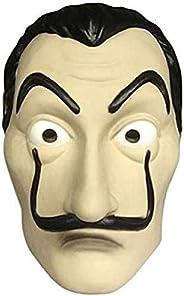 Boolavard Money Heist Mask Dali Mask - Unisex Costume Mask Salvador Dali Cosplay
