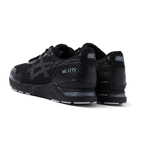 Asics - Zapatillas para hombre 9096 - BLACK/MIDGREY 46.5