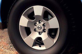 Nueva auténtica Nissan Navara D40 2004 en rueda de aleación de 16 pulgadas 40300-eb410: Amazon.es: Coche y moto