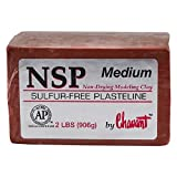Chavant NSP MEDIUM - 2 Lbs. Professional Oil