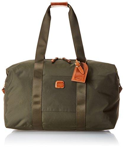 "Bric's ""X-Bag X-Travel"", 43 cm, Reisetasche 2 in 1, olive"