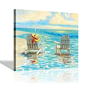 41ywpKedCKL._SS300_ Beach Wall Decor & Coastal Wall Decor