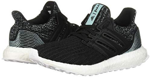 adidas Unisex Ultraboost Parley Running Shoe Black/White, 6 M US Big Kid by adidas (Image #6)