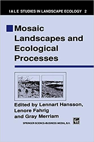 Amazon Com Mosaic Landscapes And Ecological Processes 9789401043090 Hansson L Fahrig L Merriam G Books