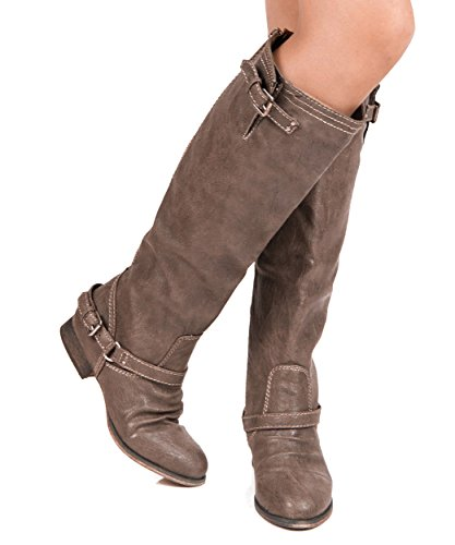 Short Riding Boots - 8