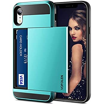 Amazon.com: Vofolen Case for iPhone XR Case Wallet Card