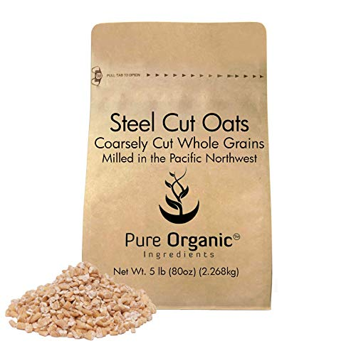 Best steel cut oats bulk organic list