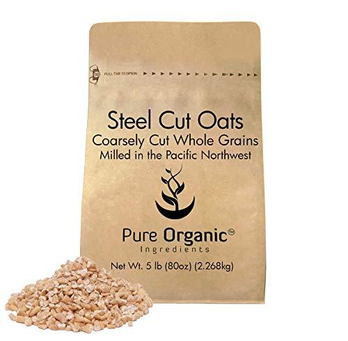 10 best oats steel cut organic