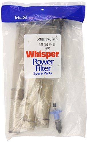 - Tetra 29590 Whisper 60 Tube Bag for Aquarium Filter