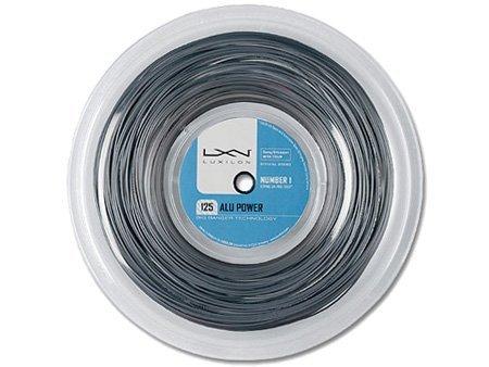 Luxilon Big Banger ALU Power 16L Silver 720: Luxilon Tennis String Reels ()