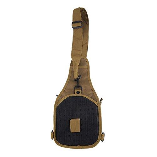 Multicolor Shoulder Bag Widewing Unisex Pack 6 Crossbody Outdoor Travel Waterproof Zxxq51H