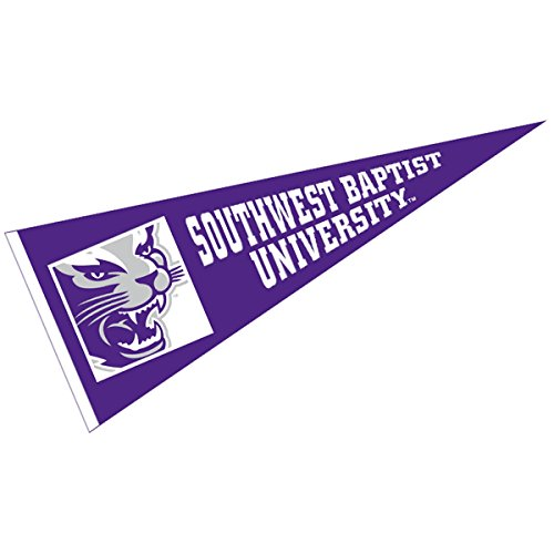 - College Flags and Banners Co. Southwest Baptist Bearcats Pennant 12