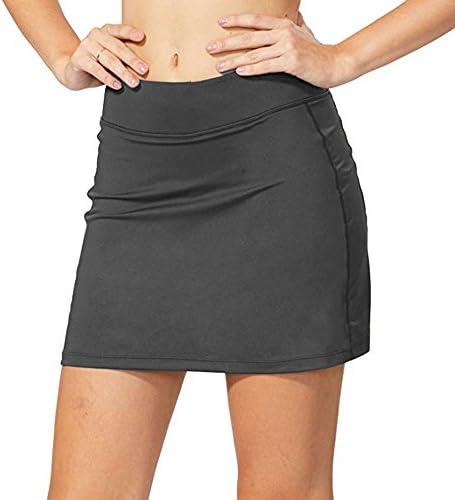 [해외]여성 겨울 치마 트레이닝 웨어 테니스 스커트 내부 팻 갖춘 스포츠웨어 아웃 도어 달리기 골프 치마 니스 932 / Women`s Winter Skirt Training Wear Tennis SkirtInner Spats Sportswear Outdoor Running Golf Skirt Fitness 932