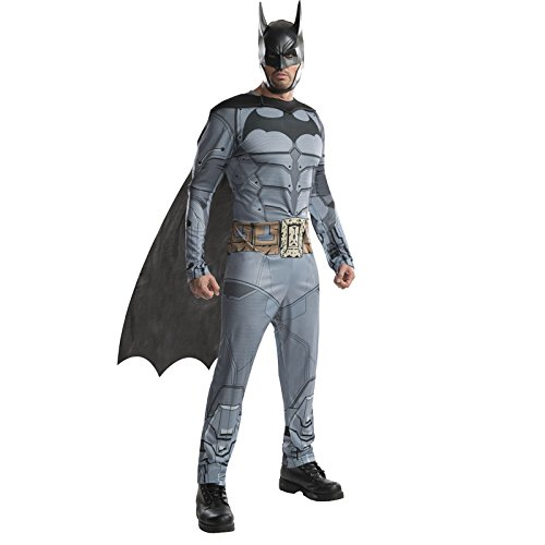 Rubie's Men's DC Batman Arkham City Costume, XL, CHEST 44 - 46