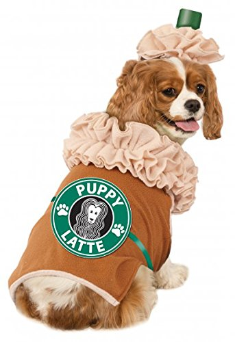 Rubie's Iced Coffee Pet Costume, Small