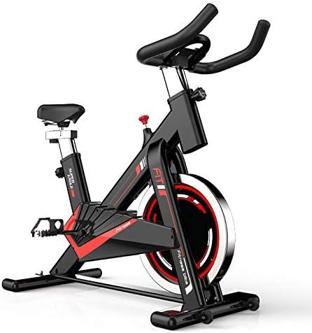 BF-DCGUN Bicicleta estática, Bicicleta de Ciclismo Cubierta ...