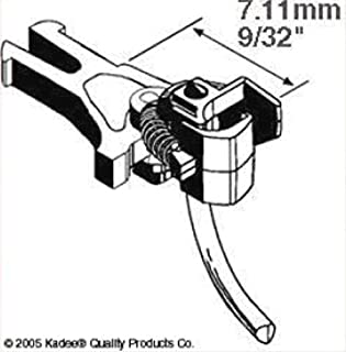 product image for Kadee 17 NEM362 European Coupler Very Short 7.11mm (2pr) by KADEE