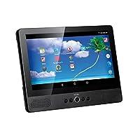 INOVALLEY COMBO10 - Lecteur DVD Portable et Tablette Tactile 9' - WIFI et Bluetooth - Noir