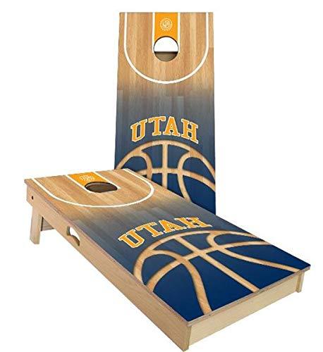 【全品送料無料】 Skip's Garage Utah バスケットボール Bags) コーンホールボードセット – サイズとアクセサリー (Corn – Boards ボード2枚、バッグ8枚など B07N4BW5FN C. 2x4 Boards (Corn Filled Bags)|A.付属品なし C. 2x4 Boards (Corn Filled Bags), WEB SHOP SANYO:0859f1bd --- arianechie.dominiotemporario.com