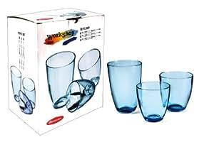 Pasabahce 8436800 - Juego de cristalería