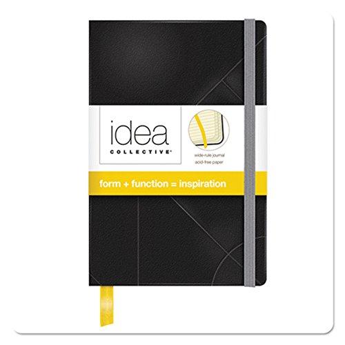 - Oxford Idea Collective Mini Hardcover Journal, 3-1/2