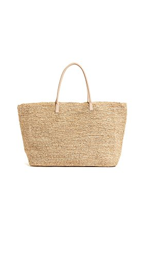Hat Attack Women's Luxe Tote, Natural, One Size by Hat Attack
