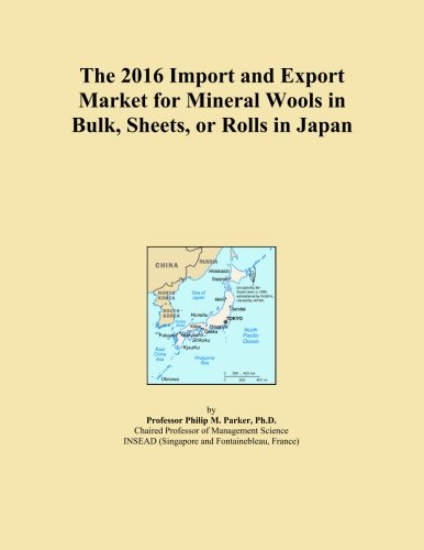 the-2016-import-and-export-market-for-mineral-wools-in-bulk-sheets-or-rolls-in-japan