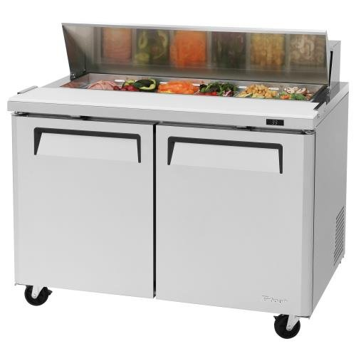 TURBO AIR 2DR SANDWICH SALAD PREP TABLE PIZZA (2dr Air)