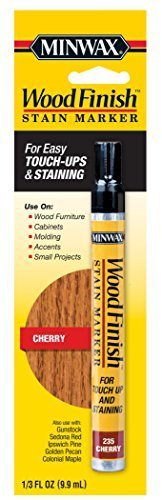 - Minwax Wood Finish Stain Marker Interior Cherry 0.33 Fl.Oz. by Minwax