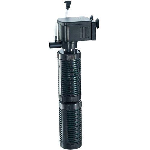 Takestop® Bomba Filtro Interno ipf-1008Ventilador aireador Acuario Peces aire decantador 1salida 14W 1020l/H MOON 1009618