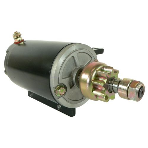 DB Electrical SAB0040 New Starter For Omc Johnson Evinrude Marine 40 48 50 60 70 75 Hp many Years, 384163, 387684, 389275, 585063, 586280, Mgd4007, Mgd4007A, Mgd4113, Mkw4006, Mkw4008 STR-1067 5371 (1993 Johnson Evinrude Outboard)