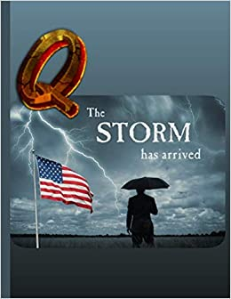 Q The STORM has arrived: KAG MAGA 8.5 x 11 Make America Great Again  Notebook Q anon Journal Planner Doodling Scrapbook Trumpster POTUS patriot  paper ... God Bless America (MakeAmericaGreatAgainMAGA): Press, Nirzy