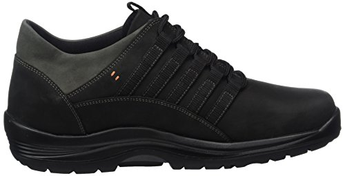 Hartjes Fitness Walking Men - Zapatillas de deporte Hombre Negro - Schwarz (schwarz/grau 1,13)