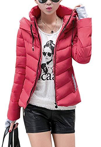 Loisir Longues Blouson Doudoune Quilting Vintage Femme Fashion Hiver Young Automne Chaud Styles Manches Manteau Doudoune qvxwZxI6