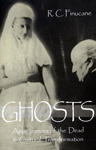 Ghosts (Spirit Halloween Store St Louis)