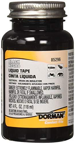 Dorman 85296 4 fl. oz. Black Liquid Electrical ()