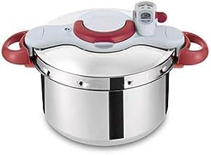 Tefal Clipsominut Perfect 7.5L Pressure Cooker - P4624831, Multi Color