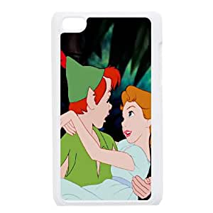 Peter Pan iPod Touch 4 Case White pcrn