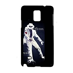 With Michael Jackson For Galaxy Note 4 Samsung Durable Back Phone Case For Children Choose Design 2