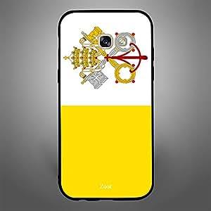 Samsung Galaxy A5 2017 Vatica City Flag