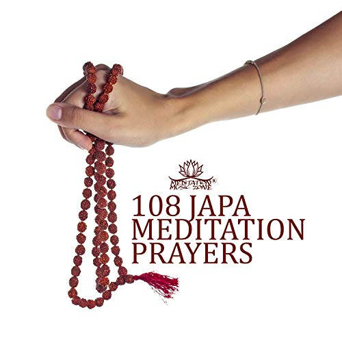 108 Japa Meditation Prayers: Spiritual Mantras and Repetitions, Meditation with Mala Beads