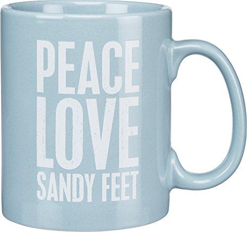 Peace Love Sandy Feet Coffee product image